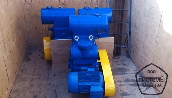 Насос АВЗ-20Д с электродвигателем мощность 2.2 кВт 1500 об