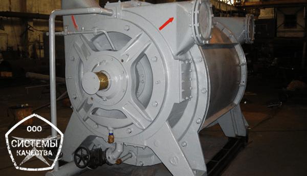 Водокольцевой вакуумный насос ВВН 1-150