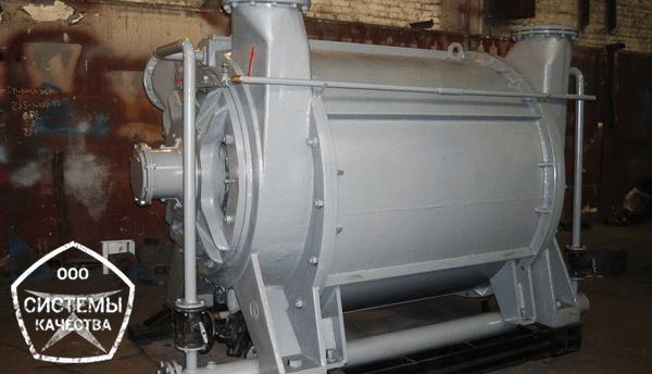 Вакуумный промышленный насос ВВН 1-150